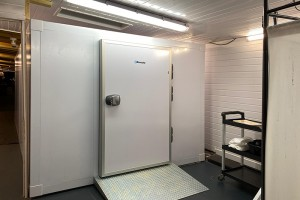 Green's Carriage Masters | Mortuary Coldroom in Catford London